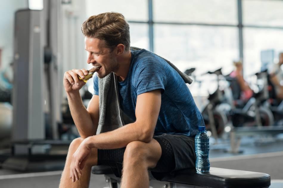 8 Receitas caseiras de barras energéticas saudáveis