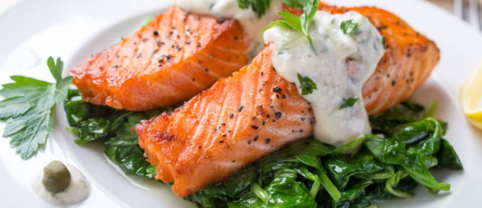 Exemplar de plano alimentar à base de proteína